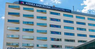 Aparthotel Atenea Barcelona - Barcelona - Building