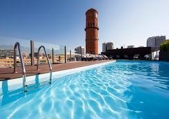 Attica 21 Barcelona Mar - Barcelona - Pool