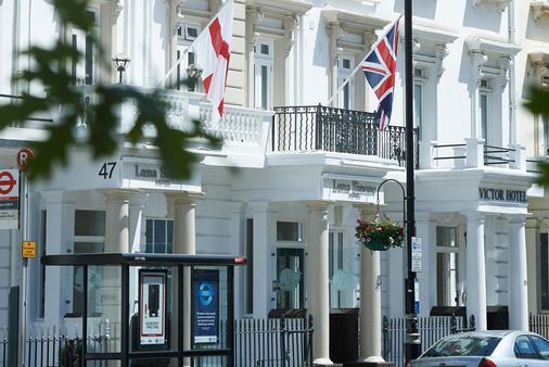 Luna-Simone Hotel - London - Building
