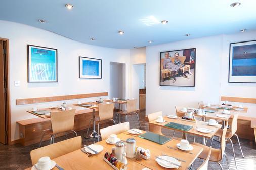 Luna-Simone Hotel - London - Restaurant