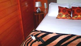 Pousada Chalé Dois Amores - Penha - Bedroom