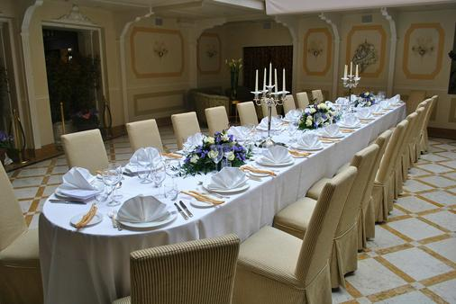 Hotel Carlton On The Grand Canal - Venice - Banquet hall