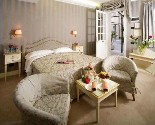 Hotel Carlton On The Grand Canal - Venice - Bedroom