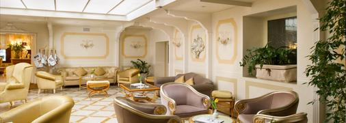 Hotel Carlton On The Grand Canal - Venice - Lounge