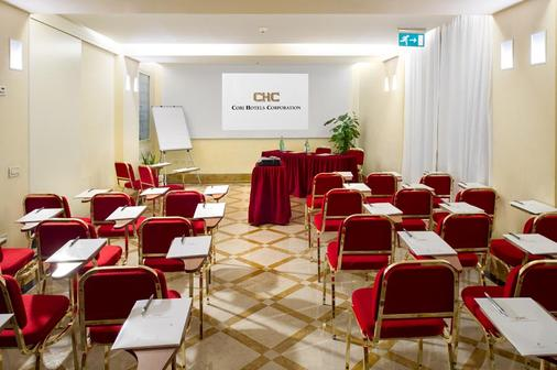 Hotel Carlton On The Grand Canal - Venice - Meeting room