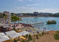 Hotel Flor Los Almendros - Peguera - Beach