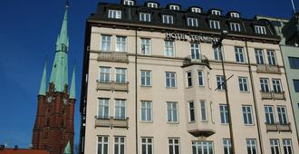 Hotel Terminus Stockholm - Stockholm - Building