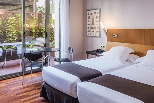 Hotel Serhs Rivoli Rambla - Barcelona - Bedroom
