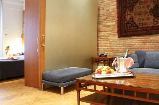 Hotel Serhs Rivoli Rambla - Barcelona - Living room