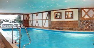Hotel Alpensonne - Ruhpolding - Pool
