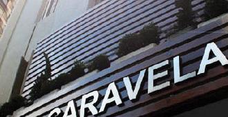 Hotel Caravelas - São Paulo - Building