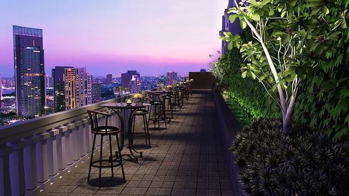 Lancaster Bangkok - Bangkok - Balcony