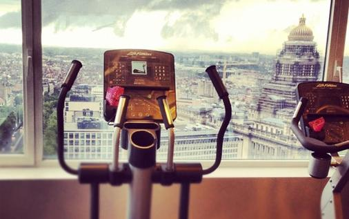 The Hotel Brussels - Brussels - Gym