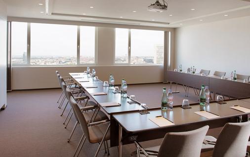The Hotel Brussels - Brussels - Meeting room