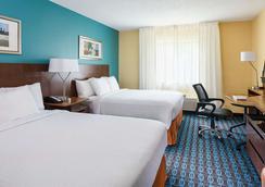Fairfield Inn and Suites by Marriott Houston Westchase - Houston - Bedroom