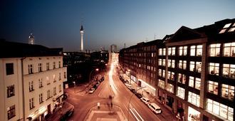 Hotel Amano - Berlin - Building