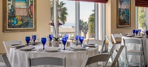 JW Marriott Santa Monica Le Merigot - Santa Monica - Restaurant