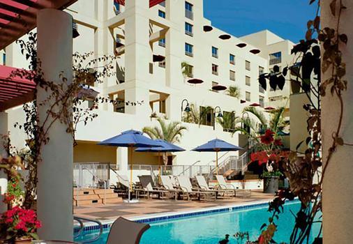 JW Marriott Santa Monica Le Merigot - Santa Monica - Pool
