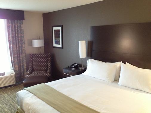 Holiday Inn Express Fredericksburg Southpoint - Fredericksburg - Bedroom