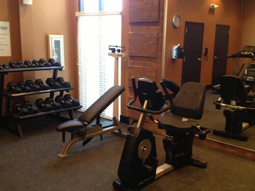 Holiday Inn Express Fredericksburg Southpoint - Fredericksburg - Gym