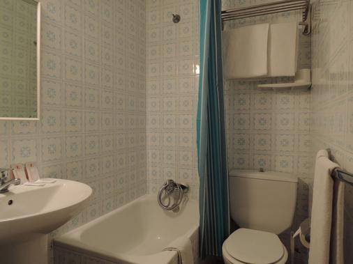 Pensión El Amigo - Lloret de Mar - Bathroom