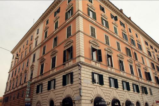 Hotel Stella - Rome - Building