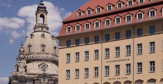 Steigenberger Hotel de Saxe - Dresden - Building