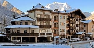 Hotel Pramstraller - Mayrhofen - Building