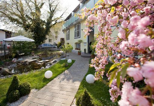 Hotel Rosenvilla - Salzburg - Outdoor view
