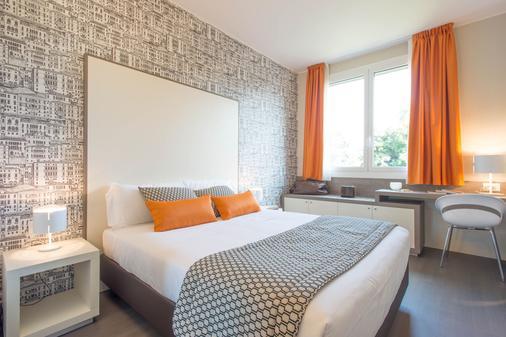 Hotel Tiziano Park & Vita Parcour - Gruppo Minihotel - Milan - Bedroom