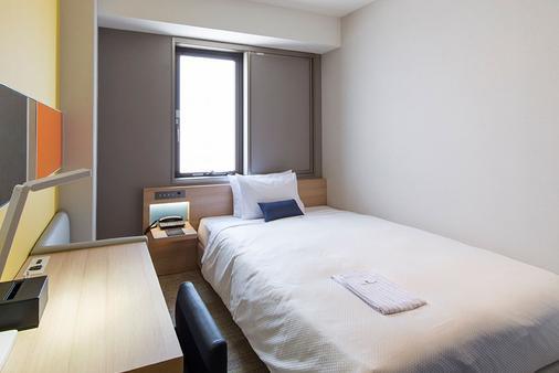 Hotel Sunroute Osaka Namba - Osaka - Bedroom
