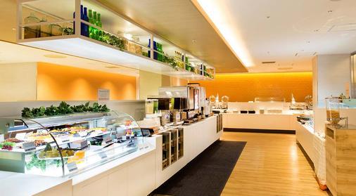 Hotel Sunroute Osaka Namba - Osaka - Buffet