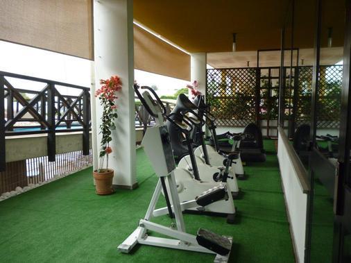 Hotel Marina Uno - Lignano Sabbiadoro - Gym