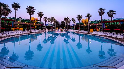 Disney's All-Star Music Resort - Lake Buena Vista - Pool