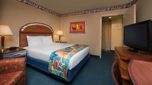 Disney's All-Star Music Resort - Lake Buena Vista - Bedroom