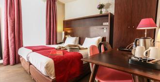Avalon Hotel Paris Gare du Nord by Hiphophostels - Paris - Bedroom