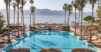 U Suites Hotel Eilat - Eilat - Pool