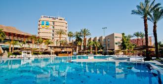 U Club Coral Beach Eilat - Eilat - Pool