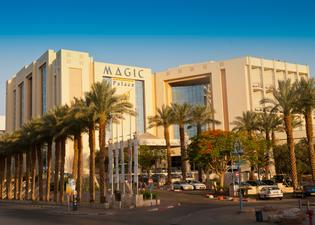 U Magic Palace Hotel