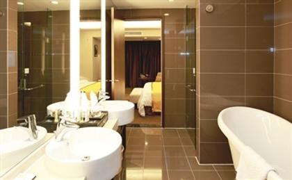 New Beacon Luguang International Hotel - Wuhan - Bathroom