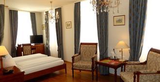Hotel Rathausglöckel - Baden-Baden - Bedroom