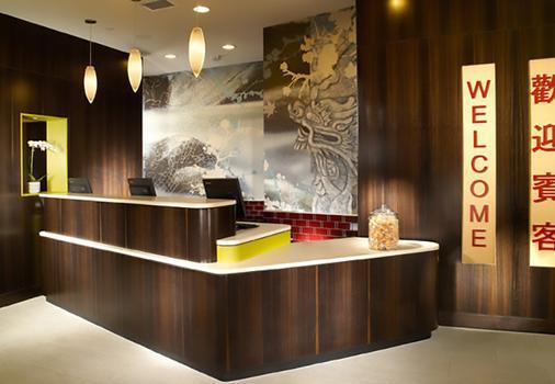 Fairfield Inn & Suites by Marriott Washington, DC/Downtown - Washington - Front desk