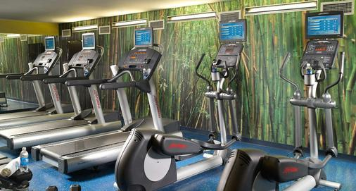 Fairfield Inn & Suites by Marriott Washington, DC/Downtown - Washington - Gym