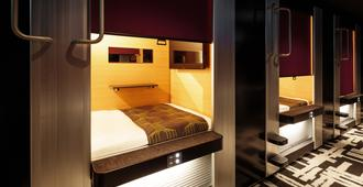 Mycube By Mystays Asakusa Kuramae - Tokyo - Bedroom
