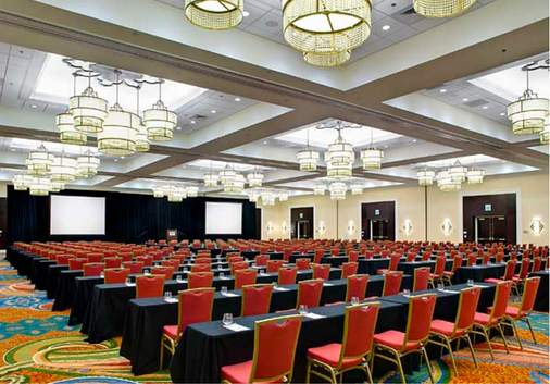 Charleston Marriott - Charleston - Meeting room