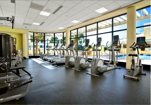 Charleston Marriott - Charleston - Gym