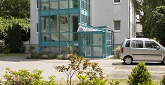 Solitaire Hotel & Boardinghouse Berlin - Berlin - Building