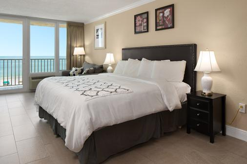 Island Inn Beach Resort - Treasure Island - Bedroom