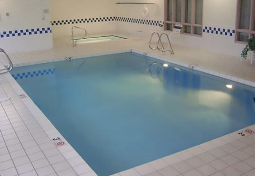 Fairfield Inn and Suites by Marriott Salt Lake City Airport - Salt Lake City - Pool