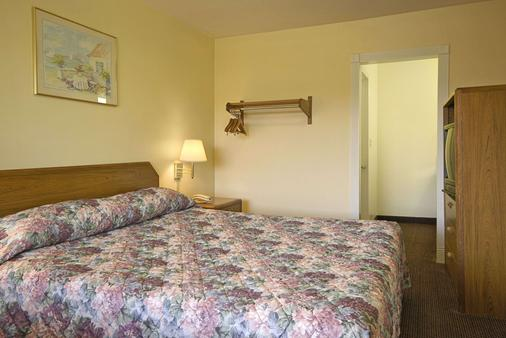 Travelodge by Wyndham by Fisherman's Wharf - San Francisco - Bedroom